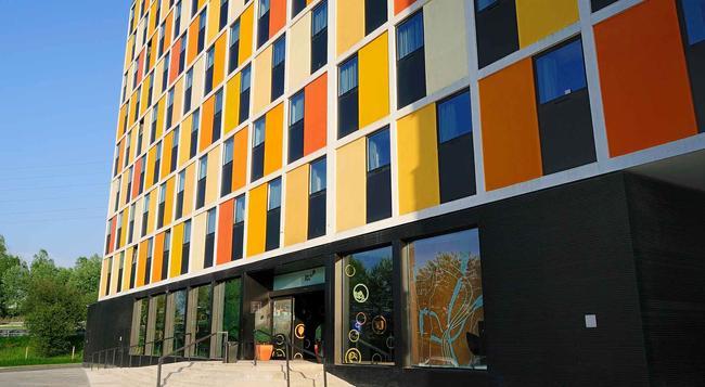 스타 인 포르토 - 스마트 초이스 호텔 - 포르투 - 건물
