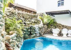 Bungalows Zicatela - 푸에르토에스콘디도 - 수영장