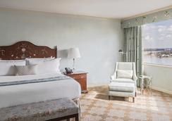 Windsor Court Hotel - 뉴올리언스 - 침실