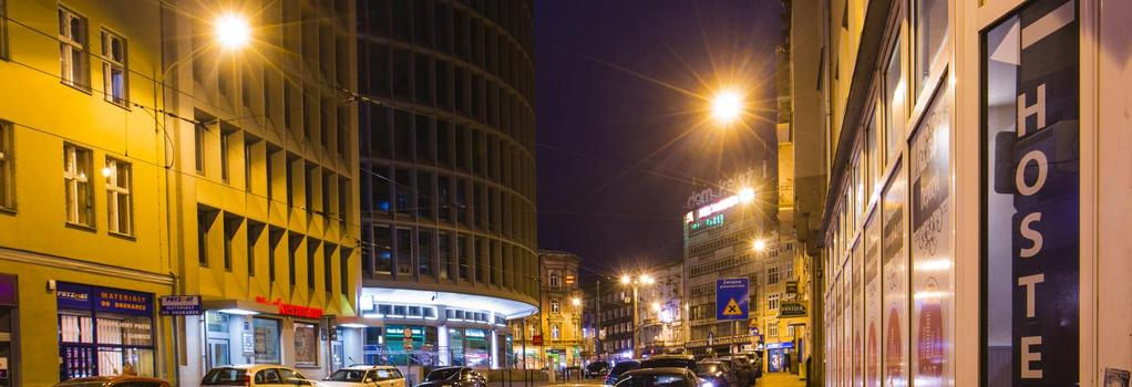 Art Hostel Poznań - Poznan - 건물