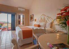 플라밍고 바야르타 호텔 앤드 마리나 - 푸에르토바야르타 - 침실