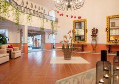 플라밍고 바야르타 호텔 앤드 마리나 - 푸에르토바야르타 - 로비