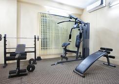 호텔 오차드 스위트 - Dhaka - 체육관
