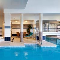 힐튼 리즈 시티 호텔 Pool
