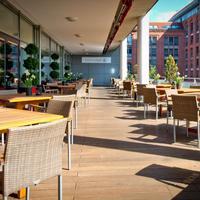 센트로비탈 호텔 Restaurant