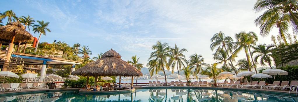 Park Royal Acapulco - 아카풀코 - 수영장