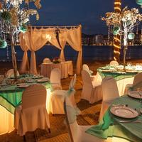 Park Royal Acapulco Outdoor Wedding Area