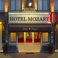 모차르트 호텔 Hotel Front - Evening/Night