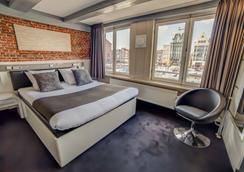 호텔 CC - 암스테르담 - 침실