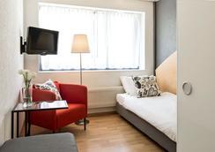 호텔 라 페르골라 - 베른 - 침실