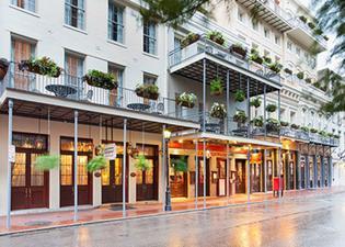 Suites at Club La Pension New Orleans