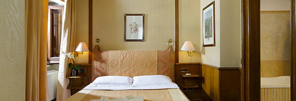 호텔 판테온 - 로마 - 침실