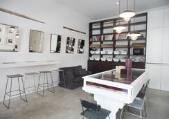 Belledonne Suite & Gallery - 나폴리 - 라운지