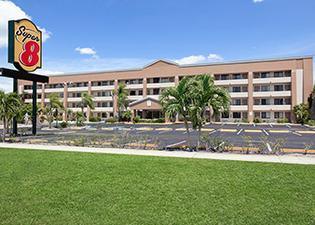 수퍼 8 포트 마이어스 플로리다 호텔