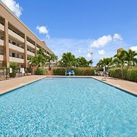 수퍼 8 포트 마이어스 플로리다 호텔 Pool