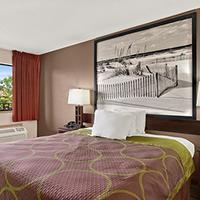 수퍼 8 포트 마이어스 플로리다 호텔 Guest Room