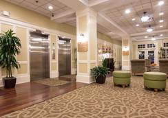 Cavalier Inn At The University of Virginia - 샬롯스빌 - 로비
