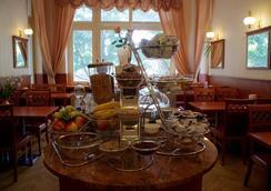 시티 호텔 암 쿠푸에스텐담 - 베를린 - 레스토랑