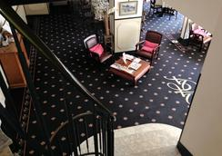 Hôtel de France Bergerac - 베르주라크 - 로비