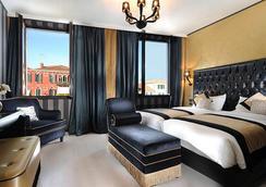 카니발 팰리스 호텔 - 베네치아 - 침실