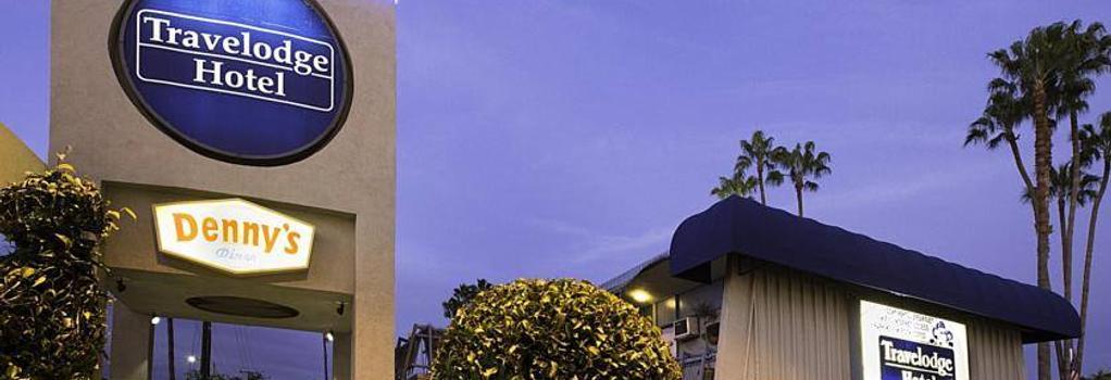 트레블롯지 호텔 앳 락스 - 로스앤젤레스 - 건물