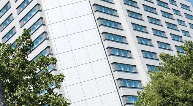 힐튼 런던 캐너리 와프 호텔 - 런던 - 건물