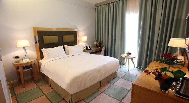 리비에라 호텔 베이루트 - 베이루트 - 침실