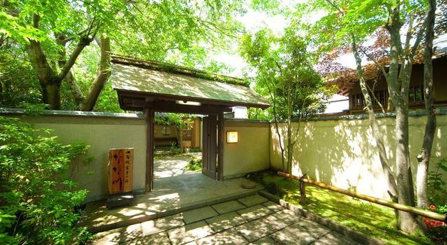 유후인 쿠츠로기 노 야도 나나카와 - 유후 시 - 건물