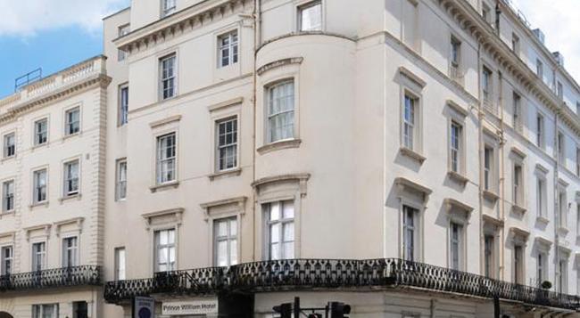 프린스 윌리엄 호텔 - 런던 - 건물