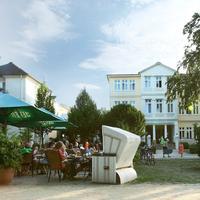 Upstalsboom Hotel Ostseestrand Außenansicht