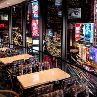 뉴욕 매리어트 마르키스 Bar/Lounge