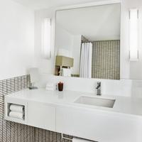 로열 팜 사우스 비치 마이애미 어 트리뷰트 포트폴리오 리조트 Royal Palm South Beach Guest Bathroom