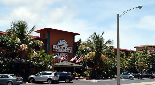 Ft. Lauderdale Beach Resort Hotel & Suites - 포트로더데일 - 건물