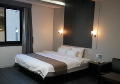 시애틀비호텔 - 부산 - 침실