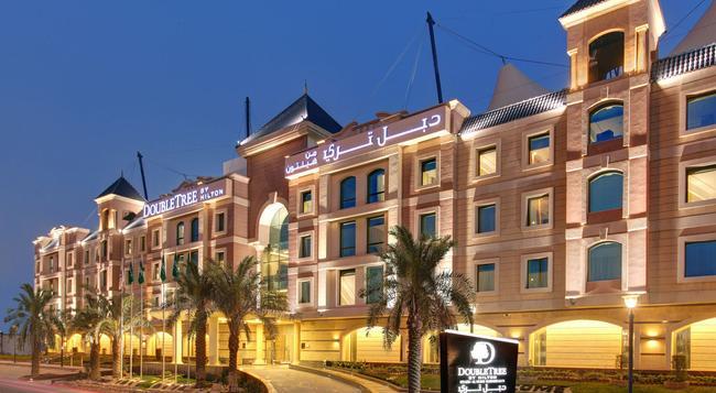 더블트리 바이 힐튼 호텔 라야드-알 무로즈 비지니스 게이트 - 리야드 - 건물
