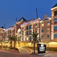 더블트리 바이 힐튼 호텔 라야드-알 무로즈 비지니스 게이트 Hotel Front