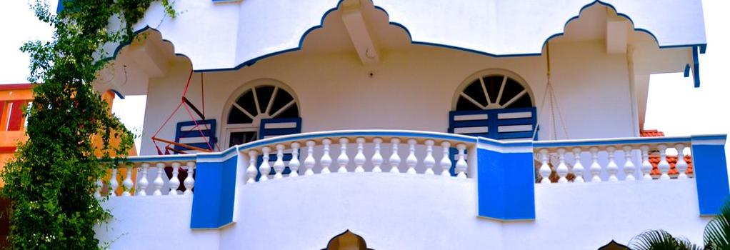 Aadhaar Guest House - 퐁디셰리 - 건물