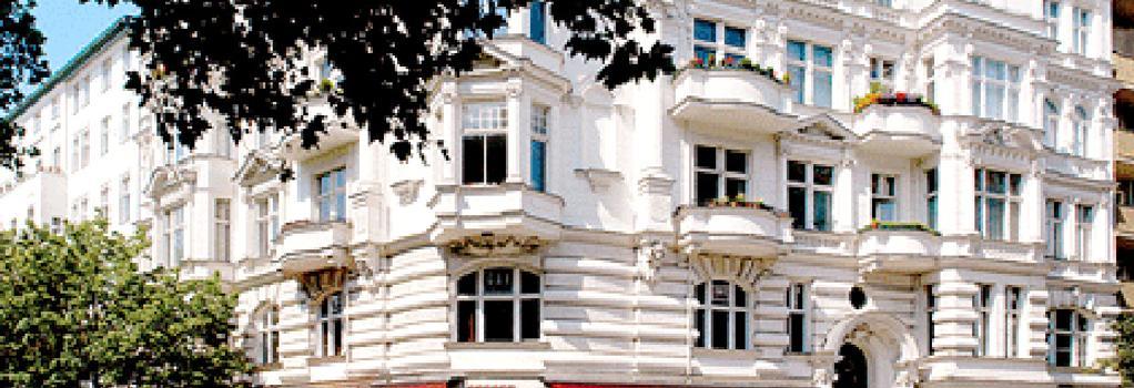 게이 유스 호스텔 - 베를린 - 건물