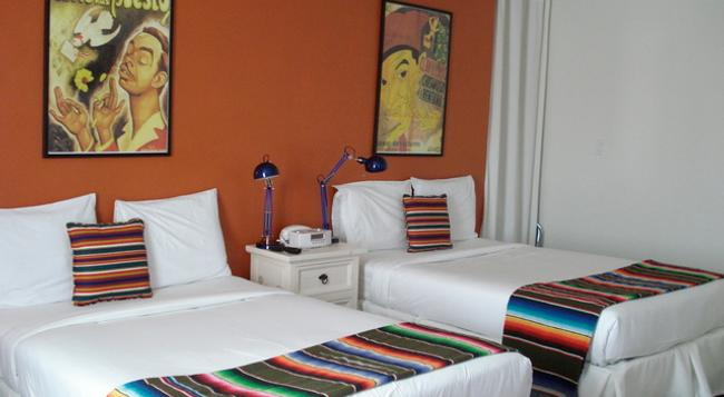 Agave Inn - 샌타바버라 - 침실