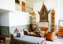 The Babylon Bangkok Bed & Breakfast - 방콕 - 라운지