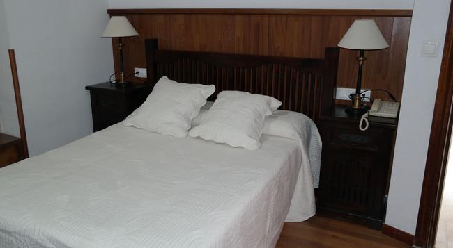 Hotel Gran Plaza - 코르도바 - 침실