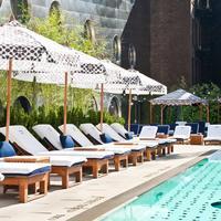 드림 다운타운 호텔 Outdoor Pool