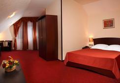 엘레간트 호텔 - 모스크바 - 침실