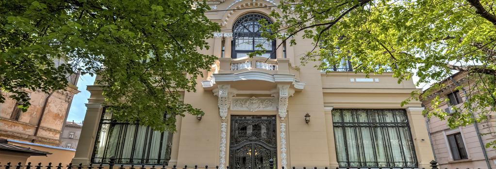 Grand Boutique Hotel - 부쿠레슈티 - 건물
