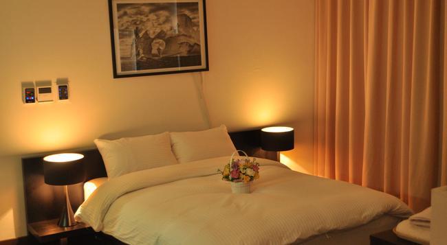 인천공항 호텔 에어릴렉스 - 인천 - 침실