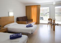 Hotel Ibersol Son Caliu Mar & Beach Club - Palma Nova - 침실