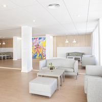 Hotel Ibersol Alay Lobby Sitting Area