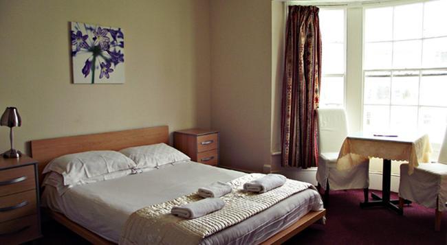 New Cosmopolitan Hotel - 브라이턴 - 침실