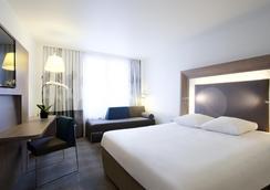 노보텔 파리 가르 드리옹 호텔 - 파리 - 침실