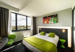 호텔 아테나 스파 - 스트라스부르 - 침실